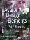 Avalon Design Elements, Sci-Fi Set 11