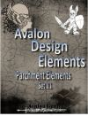 Avalon Design Elements, Parchment Set 11