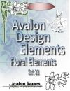 Avalon Design Elements, Floral Set 11