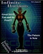 Infinite Horizons Issue #3