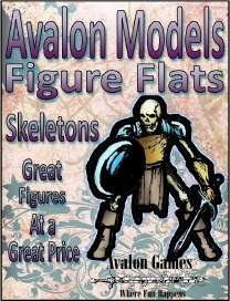 Avalon Models, Skeletons on DriveThruRPG.com