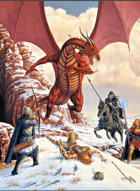 Larry Elmore's Might and Magic 6 Poker Deck