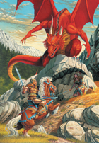Larry Elmore's Teamwork Poker Deck