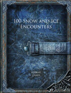 100 Snow and Ice Encounters