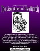 The Lizardmen of Illzathatch