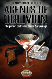 Agents of Oblivion on DriveThruRPG.com