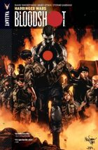 Bloodshot Volume 3: Harbinger Wars