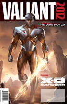 FCBD 2012 Valiant Preview