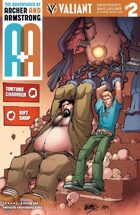 A&A: The Adventures of Archer & Armstrong #2