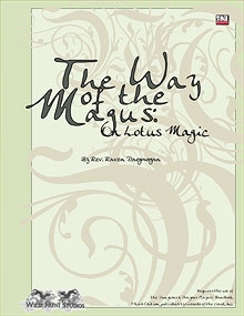 The Way of the Magus: On Lotus Magic on RPGNow.com