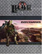 Legion the Game: Mercenaries