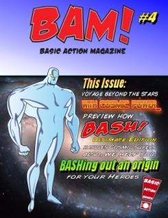 BAM! Basic Action Magazine #4 on RPGNow.com