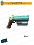 CSC Stock Art Presents: Gun