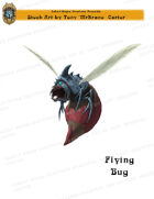 CSC Stock Art Presents: Flying Bug