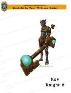 CSC Stock Art Presents: Key Knight 2