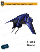 CSC Stock Art Presents: Flying Drone