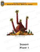 CSC Stock Art Presents: Desert Plant 1