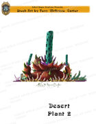 CSC Stock Art Presents: Desert Plant 2