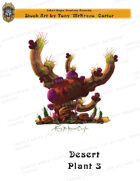 CSC Stock Art Presents: Desert Plant 3