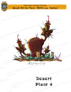 CSC Stock Art Presents: Desert Plant 4
