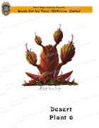 CSC Stock Art Presents: Desert Plant 6