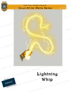 CSC Stock Art Presents: Lightning Whip