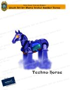 CSC Stock Art Presents: HORSEBOT