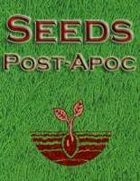 Seeds: Post-Apocalyptic