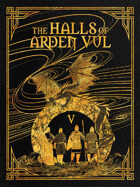 The Halls of Arden Vul: Volume V