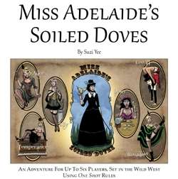 Miss Adelaide's Soiled Doves on DriveThruRPG.com