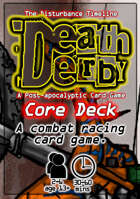 Death Derby: A Post-apocalyptic Card Game