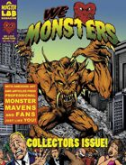 We Love Monsters #1