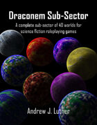 The Draconem Sub-Sector