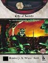 City of Secrets: the Adventurer's Guide to Nishanpur