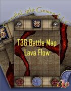 Map- T3G Skirmish (Lava)
