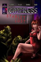 Empress: Volume 1: Starlet Lost TPB
