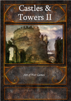 100 Fantasy Castles and Towers