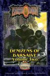 Denizens of Barsaive Volume Two (Savage Worlds Edition)