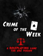 Crime of the Week