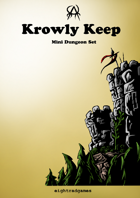 Krowley Keep Mini Dungeon Set