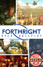 Forthright Open Roleplay Core Rulebook