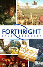 Forthright Open Roleplay Creative Commons Edition