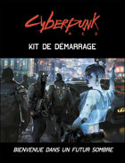 Cyberpunk RED - Kit de démarrage