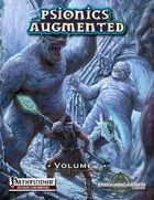Psionics Augmented, Volume I