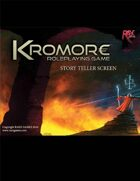 Kromore Storyteller Screen