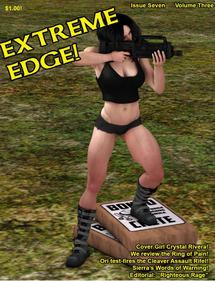 Extreme Edge Volume Three, Issue Seven on RPGNow.com