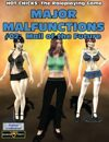 Major Malfunctions #2 for HOT CHICKS: The RPG