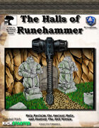 The Halls of Runehammer - A Classic Dungeon Crawl for 5E