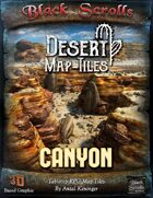 Desert Map-Tiles - Canyon