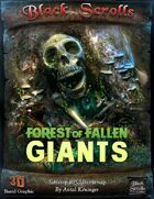 Forest of Fallen Giants - Battlemap